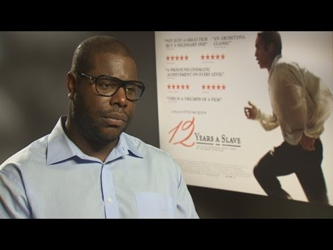 12 Years A Slave: Director Steve McQueen Interview