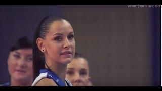 2016 FIVB World Grand Prix Russia VS Italy Women Volleyball