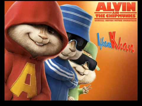 Alvin and the chipmunks Sheela ki jawani-Ifham khan