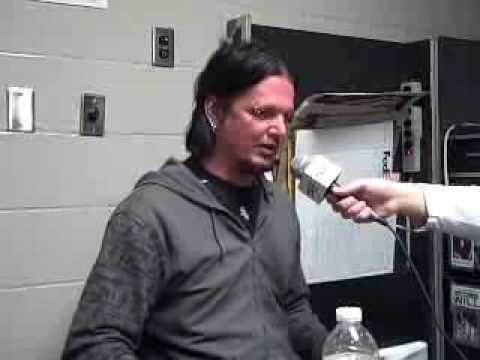 Dan Donegan of Disturbed Interview