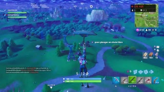 LIVE Fortnite Nouveau Sniper WTF!
