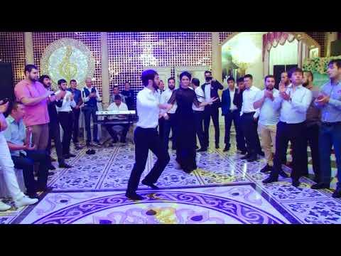 Малёка vs Шах Танцевальный Батл на свадьбе Нариман Наргиза 2017