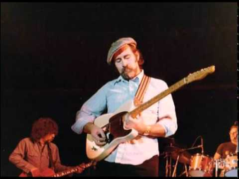 Roy Buchanan - Turn to Stone (live)