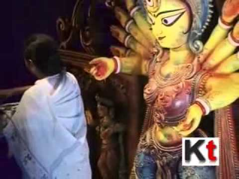 Mamata Banerjee at Chetla Agragoni Club
