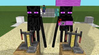 Monster School: Girls vs Boys Alchemy Challenge - Minecraft Animation