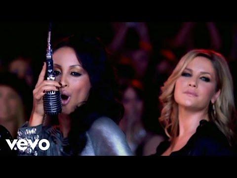 Girls Aloud - Walk This Way Feat. Sugababes