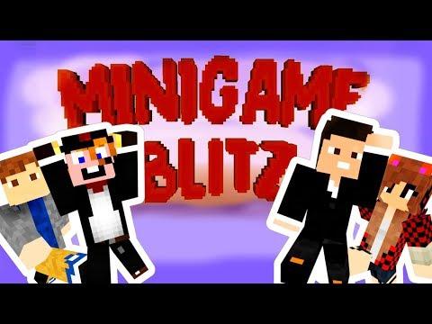 Minecraft - Minigame Blitz [NAGY A MÓKA!]