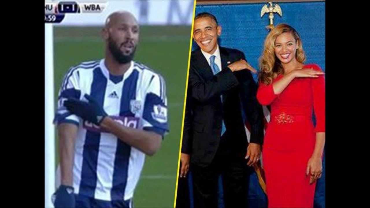 Quenelle Obama L ARTISTE NOAR - Quenelle