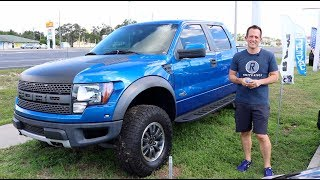 Does this 2011 Ford Raptor PROVE that the FIRST GEN will LAST? - Raiti's Rides