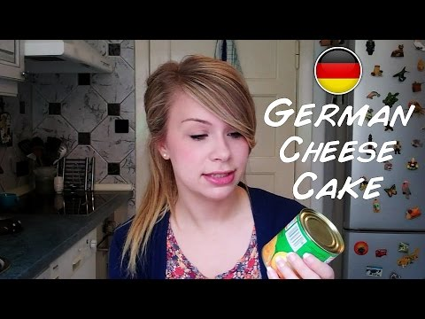 How to bake a German Cheesecake