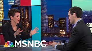 Online Guide Helps Focus Anti-Donald Trump Movement | Rachel Maddow | MSNBC