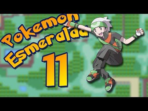Pokemon Esmeralda -Despertando a Rayquaza !- Cap.11