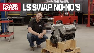 LS Swap Do's & Don'ts on a Chevy K1500 - Truck Tech S6, E5