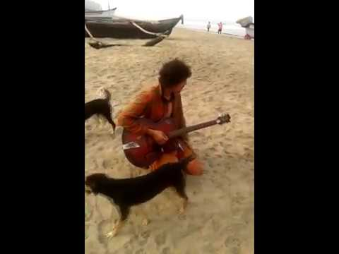 Goa Hot Beach   Calangute Beach