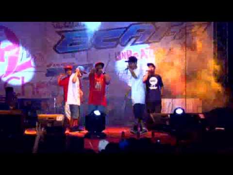 B'Southgank - Awewe Lieur (Cover Lil B Jay) @Konser UnBEATable You - Mall Of Serang