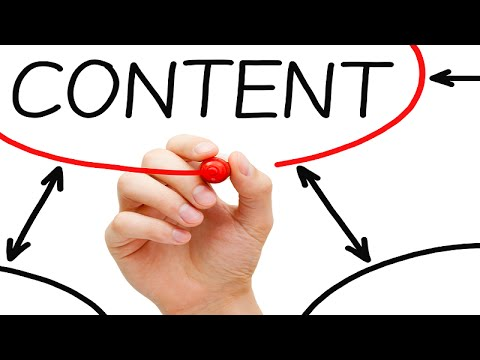 Виды контента