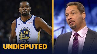 Chris Broussard reacts to Jarrett Jack's tweet about KD and AD joining LeBron | NBA | UNDISPUTED