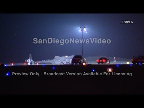 MILITARY HELICOPTER CRASHES AT RAMONA AIRPORT, RAMONA