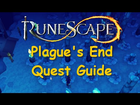 Runescape Quest Guide: Plague's End Quest Guide – Runescape iAm Naveed