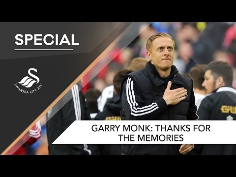 Swans TV - Garry Monk: Thanks for the Memories