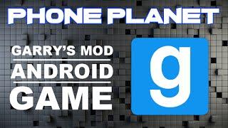 Обзор игры Garry's Mod на ANDROID - Tibers Box 2 review - Лучшие игры на андроид 2015 PHONE PLANET