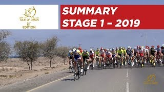 Stage 1 - Summary - Tour of Oman 2019