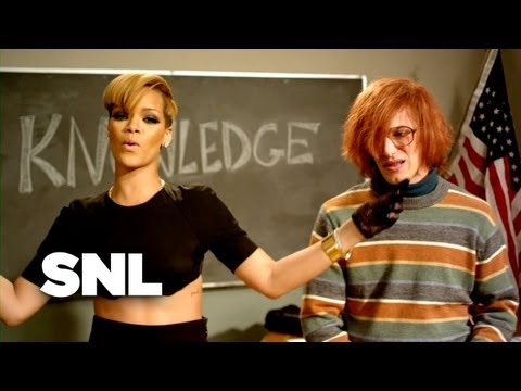 SNL Digital Short: Shy Ronnie - SNL