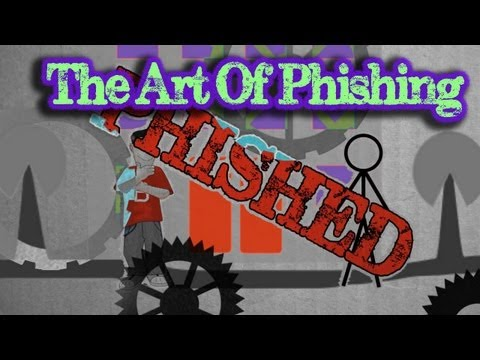 Tinkernut - The Art Of Phishing