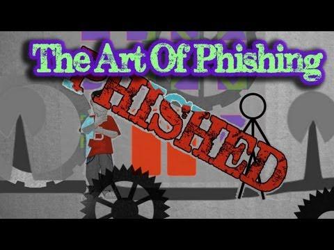 Tinkernut - The Art Of Phishing