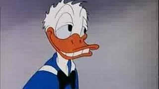 Donald Duck Cured Duck
