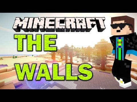 Minecraft THE WALLS - PVP ACTION