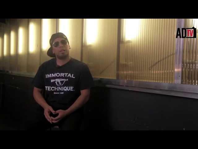 Immortal Technique - 'The Middle Passage' (@AmaruDonTV )