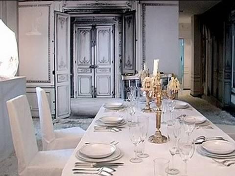 La Suite ELLE Décoration : magie blanche...