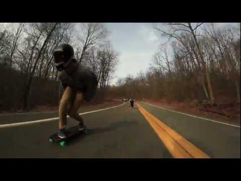 Yokecrew Skates PA Mountains