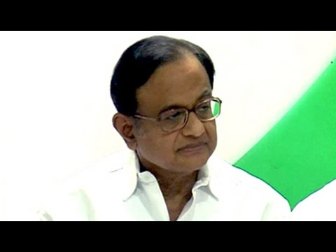 Modi government has advertised its work better: Chidambaram