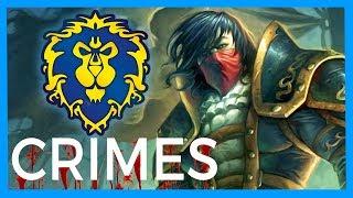 Top 5 Worst Alliance Crimes - World of Warcraft Lore
