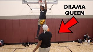 1v1 VS DRAMA QUEEN DUBB (STARTED HIM OFF WITH POINTS)