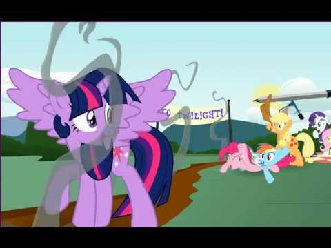 My Little Pony: Red Bull Stratos Skydiving video