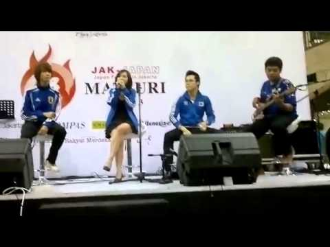 Samurai Blue - Ashita No Kioku ( Arashi Cover )  Japan Week By Japanese Station video