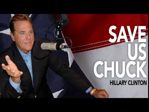 Save Us Chuck - Hillary Clinton
