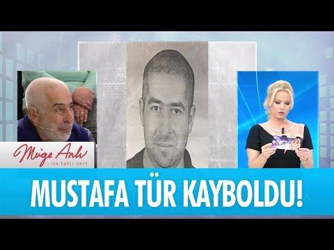 Mustafa Tür'ü görenler bize ulaşsın... - Müge Anlı İle Tatlı Sert 18 Aralık