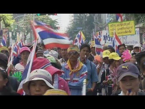 Thailand blast: Explosive device injures 28 protesters in Bangkok