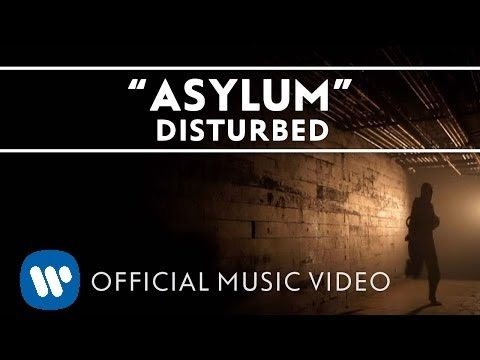 Disturbed - Asylum [Official Music Video]