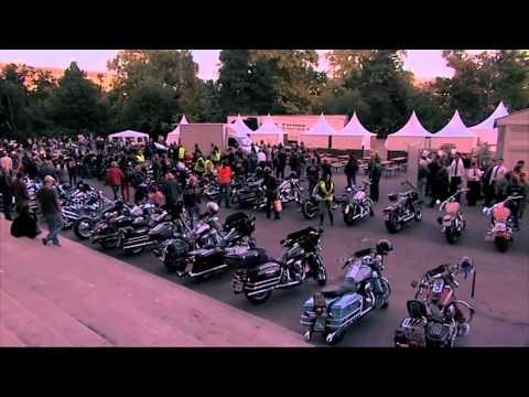 Harley-Davidson Charity Tour Film DVD-Trailer