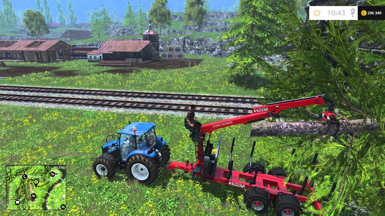 Гайд Farming Simulator 2017. От посева до уборки урожая 95