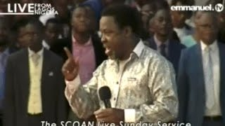 "SCOAN 22/05/16: TB Joshua Prophecy: ""PRAY FOR UNITED KINGDOM 