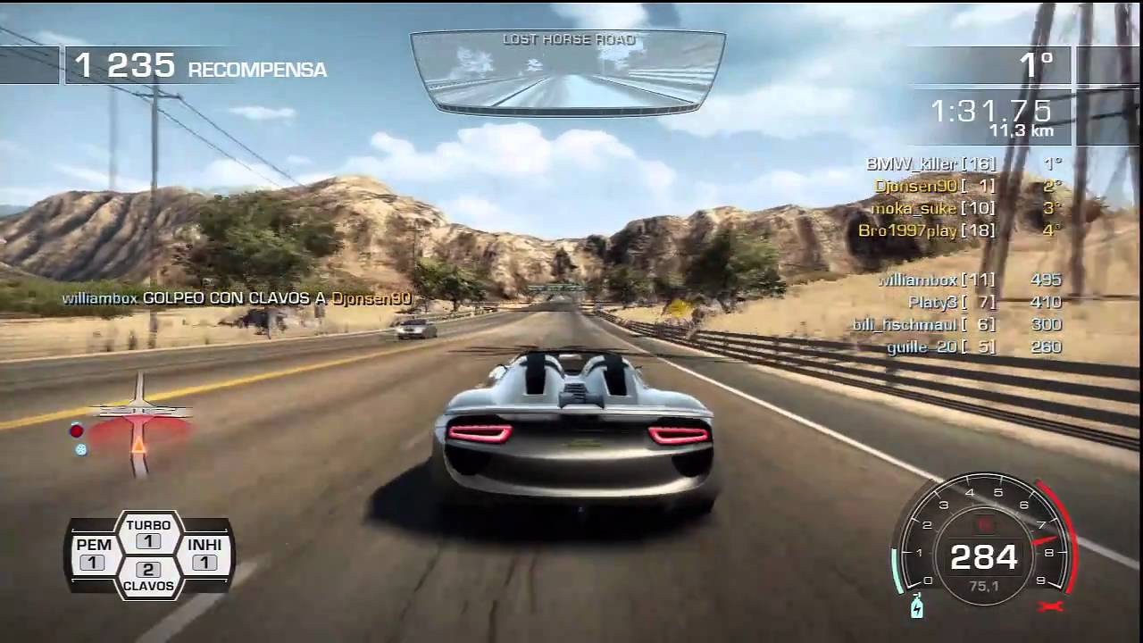 porsche 918 spyder need for speed hot pursuit online hd. Black Bedroom Furniture Sets. Home Design Ideas