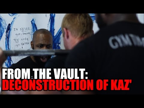 FROM THE VAULT: DECONSTRUCTION OF KAZ'