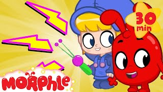 Mila's Magic Wand - My Magic Pet Morphle   Cartoons For Kids   Morphle TV   Kids Videos