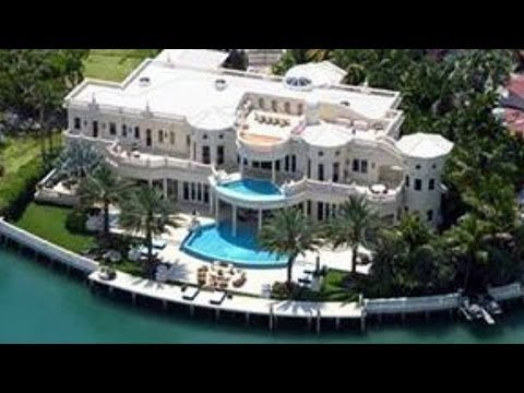 House of the day the biggest mansion for sale in america for Biggest house in miami